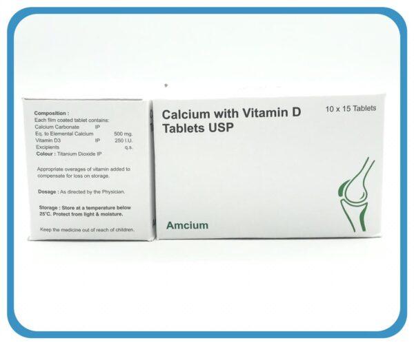 CALCIUM CARBONATE Equiv. Calcium 250 MG + VITAMIN D3 400 I.U + ZINC SULPHATE 7.5 MG/5ML