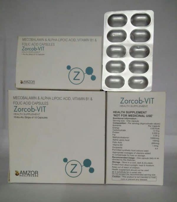 ZORCOB - VIT CAP