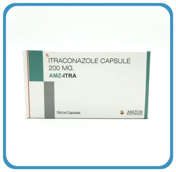 ITRACONAZOLE CAP 200MG