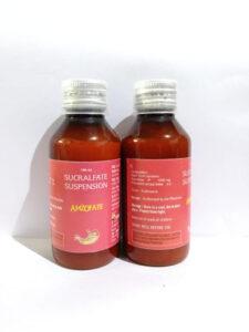 Sucralfate Suspension Manufacturer in India